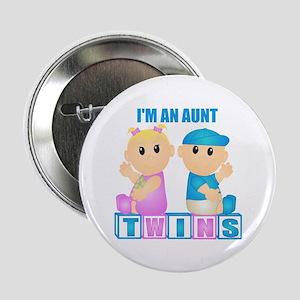 I'm An Aunt (BBG:blk) Button