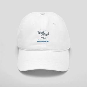 Personalized Hammerhead Shark Cap