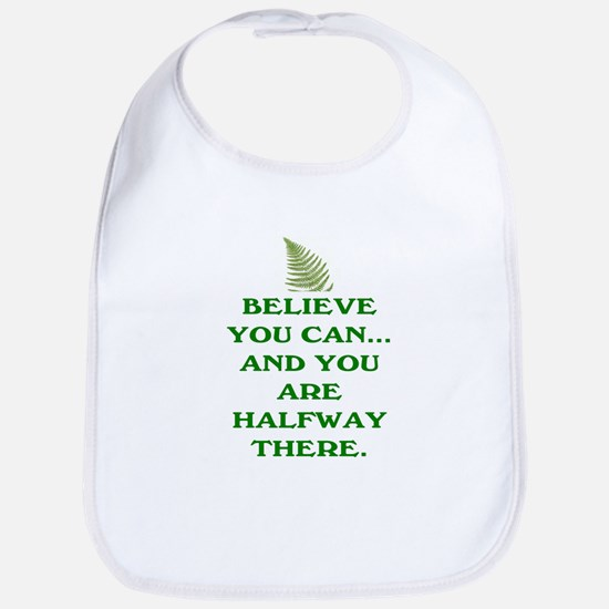YOU ARE HALFWAY THERE! Bib
