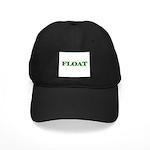 Float Black Cap