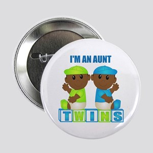 I'm An Aunt (DBB:blk) Button