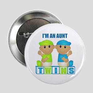 I'm An Aunt (TBB:blk) Button