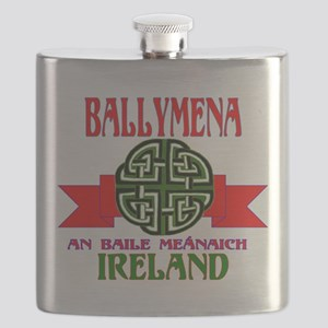 Ballymena, Ireland Flask