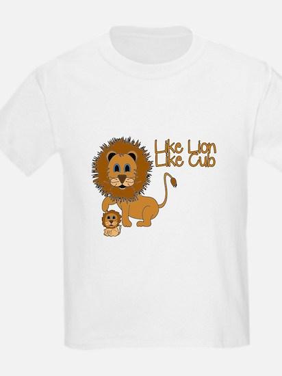 Like_Lion_Like_Cub T-Shirt