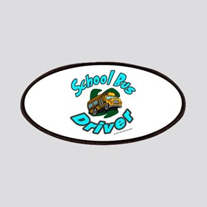 School Bus Driver Patches