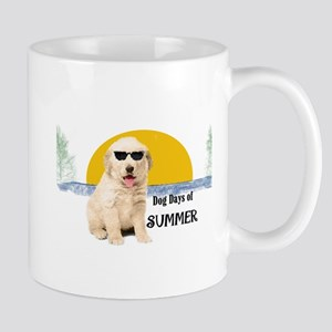 Dog_Days_of_Summer Mug