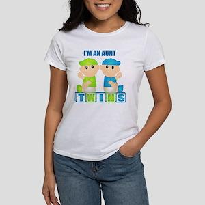 I'm An Aunt (BBB:blk) Women's T-Shirt