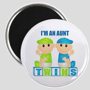 I'm An Aunt (BBB:blk) Magnet