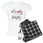 Step-Mom of Bride Women's Light Pajamas