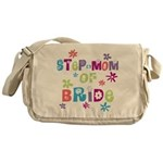 Step-Mom of Bride Messenger Bag