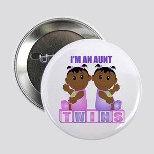 I'm An Aunt (DGG:blk) Button