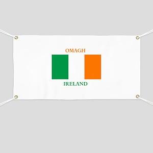 Omagh Ireland Banner