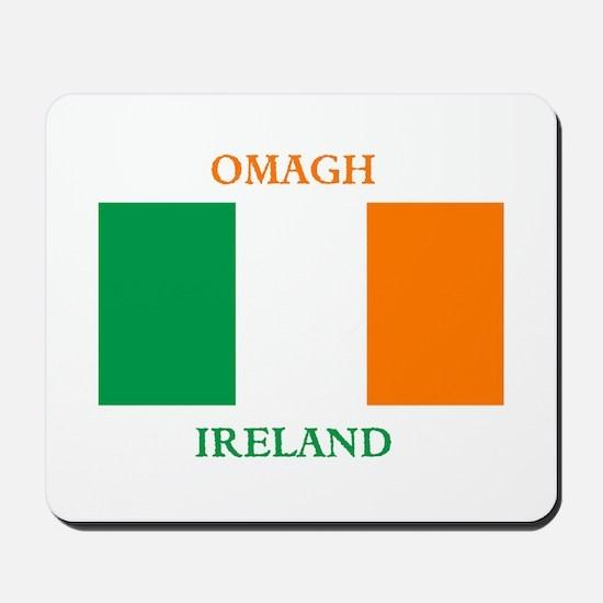 Omagh Ireland Mousepad