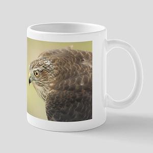Sharp-Shinned Hawk Mug Mugs
