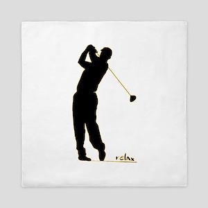 Golf Queen Duvet
