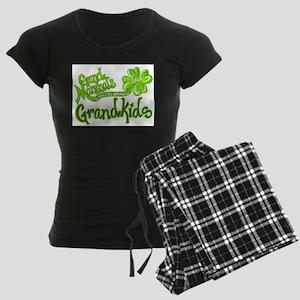 Grand Marshals Grandkids Women's Dark Pajamas