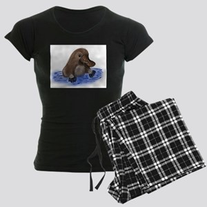 Platypus - ZooWhirlz Women's Dark Pajamas