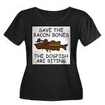 Dogfish Plus Size T-Shirt