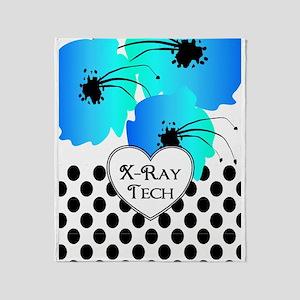 xray tech 3 Throw Blanket