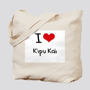 I Love KIPU KAI Tote Bag