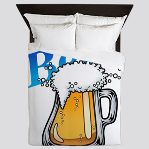 beer Queen Duvet