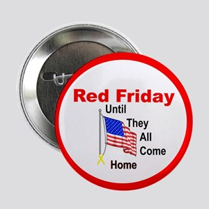 Red Friday (yellow ribbon) Button