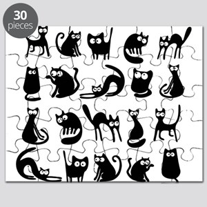 Funny cats Puzzle