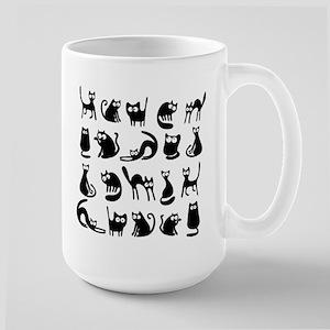 Funny cats Mug