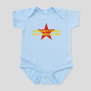In Soviet Russia Body Suit