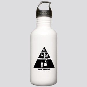 Nuclear Worker Stainless Water Bottle 1.0L