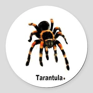 tarantula Round Car Magnet