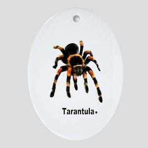 tarantula Ornament (Oval)