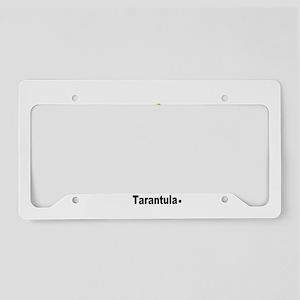 tarantula License Plate Holder