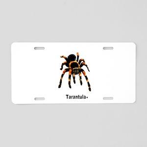 tarantula Aluminum License Plate