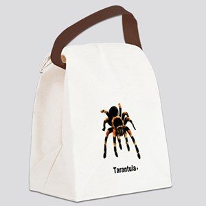 tarantula Canvas Lunch Bag
