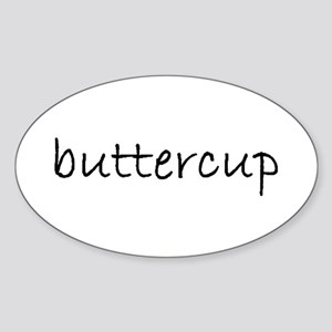 buttercup 2 Sticker