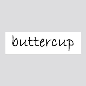 buttercup 2 Wall Decal