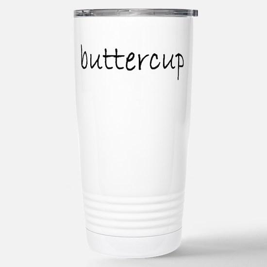 buttercup 2 Travel Mug