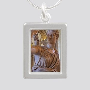 Artemis at the louvre Necklaces