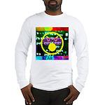 Star Pig Disco Graphic Long Sleeve T-Shirt