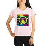 Star Pig Disco Graphic Performance Dry T-Shirt