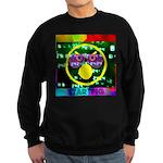 Star Pig Disco Graphic Sweatshirt (dark)