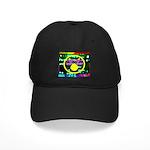 Star Pig Disco Graphic Black Cap