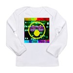 Star Pig Disco Graphic Long Sleeve Infant T-Shirt
