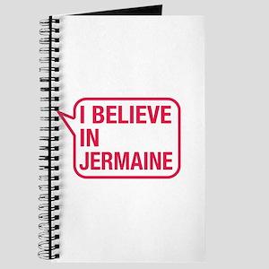 I Believe In Jermaine Journal