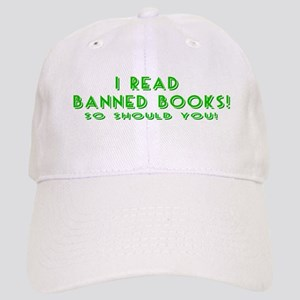 I Read Banned Books! Cap