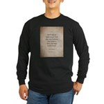 Saint Augustine Long Sleeve T-Shirt