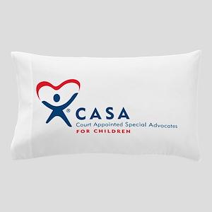 CASA Logo (Horizontal) Pillow Case