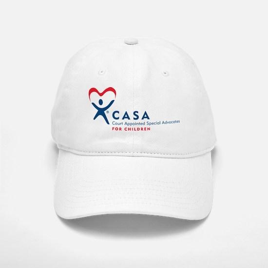 CASA Logo (Horizontal) Baseball Baseball Baseball Cap