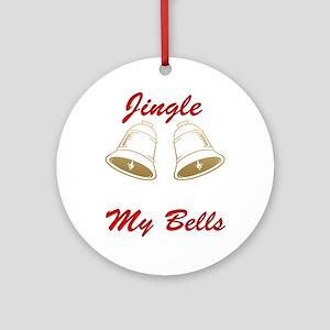 Jingle Ornament (Round)